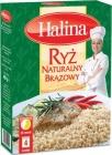 bolsas de arroz en marrón natural