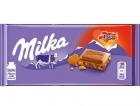 para que usted y yo Daim chocolate con leche con trozos de caramelo crujiente - mantequilla de almendras