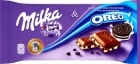 для вас Oreo молочный шоколад с ванильным кремом и раздавил Oreo печенье кусочки
