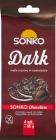 Sonko Dark wafle ryżowe