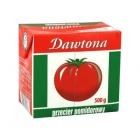 la mousse de tomate