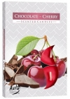 chauffage parfum chocolat - cerise