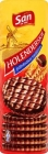 Galleta holandesa con chocolate