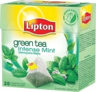 green tea tea 20 bags intense mint