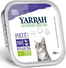 pate cat bio chicken and turkey with aloe vera