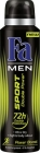 Men antiperspirant Sport Double Power