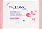 toallitas húmedas para la higiene íntima con el extracto de pétalos de rosa