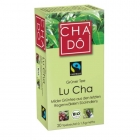 cha - for Organic green tea - lu cha bio