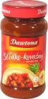 salsa agridulce con piña