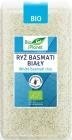 Orgánica de arroz basmati blanco