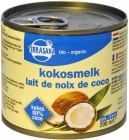 LAIT DE COCO ( 22 % FAT ) BIO 200 ml - Terras