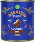 Leche de coco Amaizin 17 % BIO