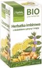 Apotheke herbata imbirowa cytryna