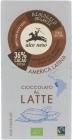 Organic milk chocolate