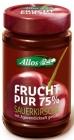 Allos Mus wiśniowy 75% owoców
