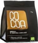 Cocoa migdały w surowej