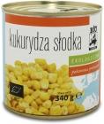 Le maïs sucré biologique BIO en Europe