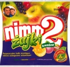 nimm2 żujki acid soluble shooting balls juice fortified with vitamins