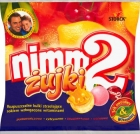 nimm2 żujki Soluble balls shooting juice fortified with vitamins