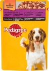 Pedigree with chicken and lamb sauce Complete food