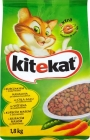 Kitekat with chicken and vegetables Complete food