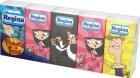 Tissus Regina parfumées 4 plis de 10 paquets de 9 tissus
