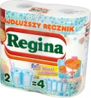 Regina longest Towel universal towel 2 layers of 2 rolls