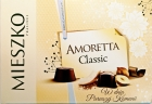 Mieszko chocolates stuffed Amoretta