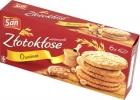 San Złotokłos fans Oatmeal 171 g ( 6 pieces )