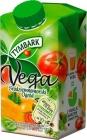 Вега средиземноморский сад овощной сок и фрукты