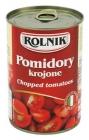 Rolnik Pomidory krojone w sosie
