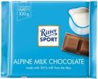 Chocolate con leche Ritter Sport Alpine