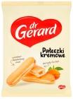 Доктор Жерар Biszkopciki крем палочки с кремом сливочным и абрикосовой начинкой 200 г