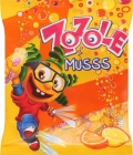 Zozole Muss Candy with the taste of orange and lemon 75 g