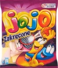 Jojo Twisted Foams with fruit flavour and vanilla