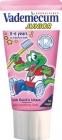 Junior- Zahnpasta mit dem Geschmack von Erdbeeren