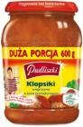 boulettes de viande de porc à la sauce tomate