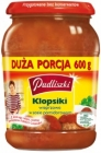 albóndigas de cerdo en salsa de tomate