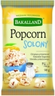 salted pop corn