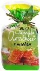 Органические овсяное печенье с медом био
