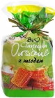 Organic oatmeal cookies with honey bio