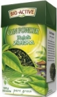gun powder green tea leaf