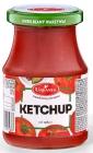 frasco de salsa de tomate