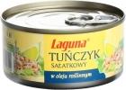 Laguna atún aceite de ensalada de verduras