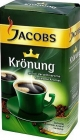 Krönung emballé sous vide de café moulu