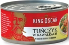 Trozos de atún en aceite vegetal