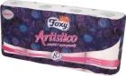 papel higiénico artistico rosa
