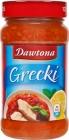 sauce grecque