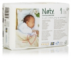 Ecological nicks disposable diapers no.1 (2-5kg)