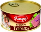 canned meat Tyrolean